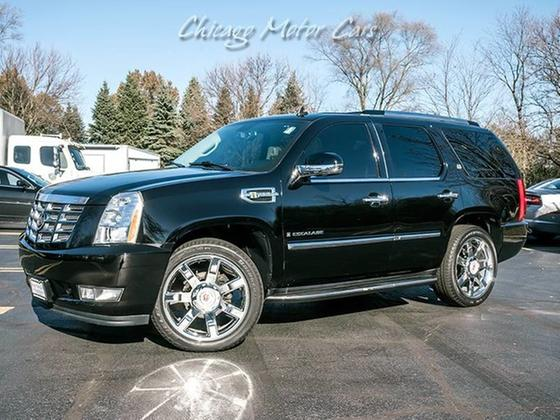2009 Cadillac Escalade Hybrid:24 car images available