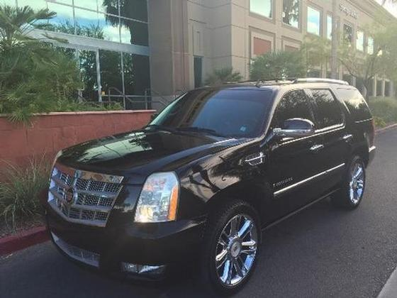 2008 Cadillac Escalade Luxury:5 car images available