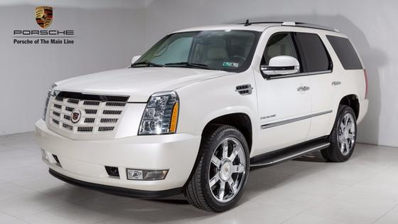 2014 Cadillac Escalade Luxury:24 car images available