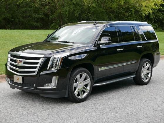 2016 Cadillac Escalade Luxury:24 car images available