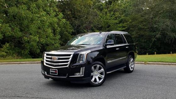 2018 Cadillac Escalade Luxury:24 car images available