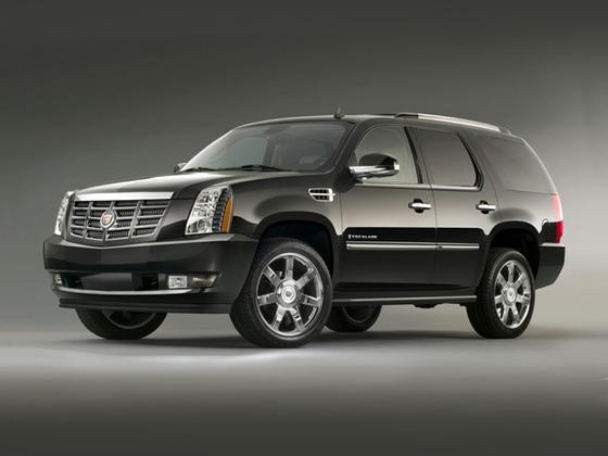 2014 Cadillac Escalade Platinum Edition : Car has generic photo