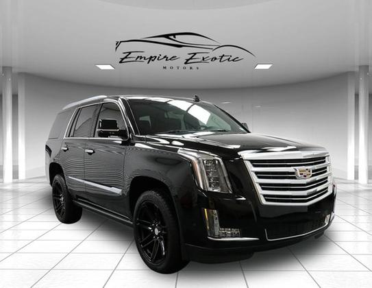 2017 Cadillac Escalade Platinum Edition:24 car images available