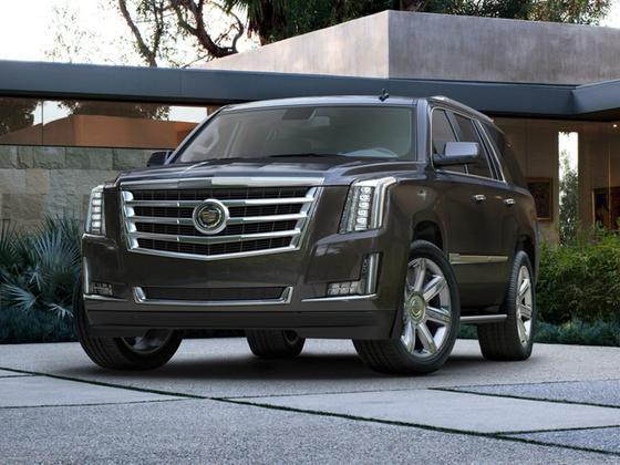 2015 Cadillac Escalade Platinum Edition : Car has generic photo
