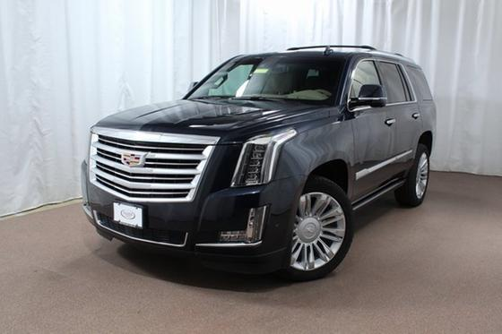 2019 Cadillac Escalade Platinum Edition:24 car images available