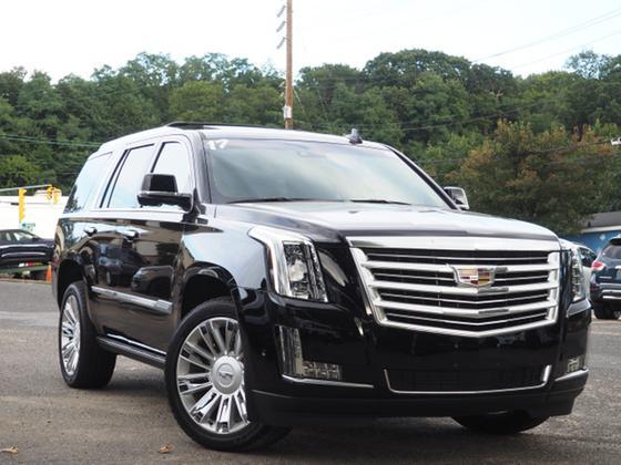 2017 Cadillac Escalade Platinum Edition:24 car images available