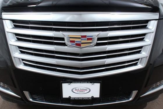 2019 Cadillac Escalade Platinum Edition