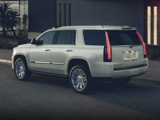 2019 Cadillac Escalade Platinum Edition : Car has generic photo