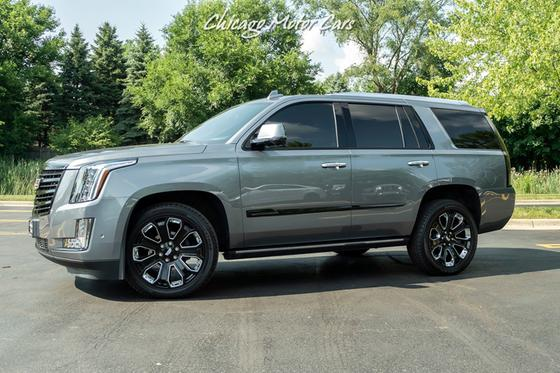 2020 Cadillac Escalade Platinum:24 car images available