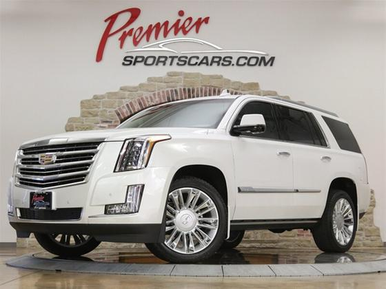 2016 Cadillac Escalade Platinum:24 car images available