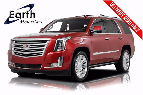 2015 Cadillac Escalade Platinum:24 car images available