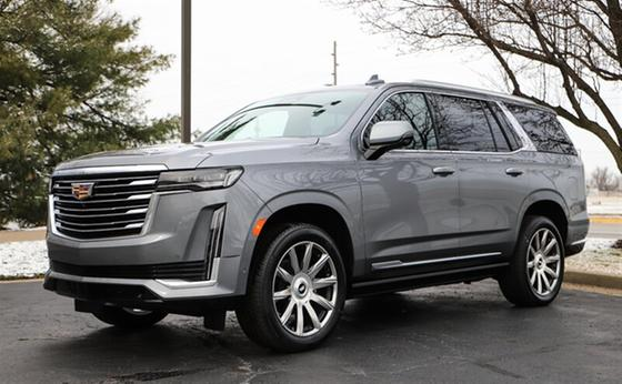 2021 Cadillac Escalade Platinum:24 car images available