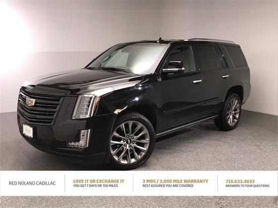 2020 Cadillac Escalade Platinum:24 car images available