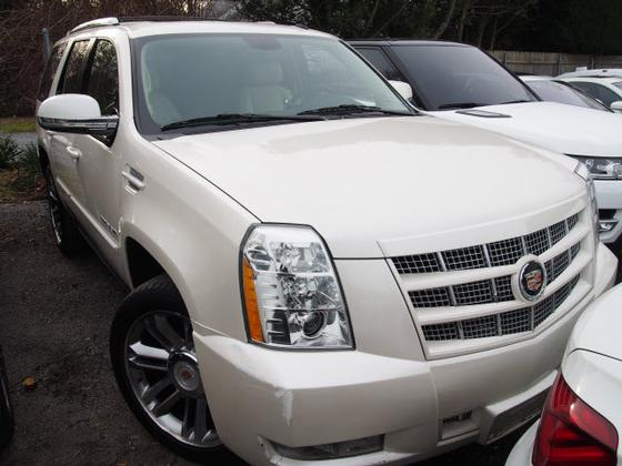 2013 Cadillac Escalade Premium:21 car images available