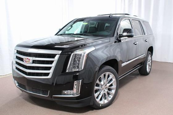 2017 Cadillac Escalade Premium:24 car images available