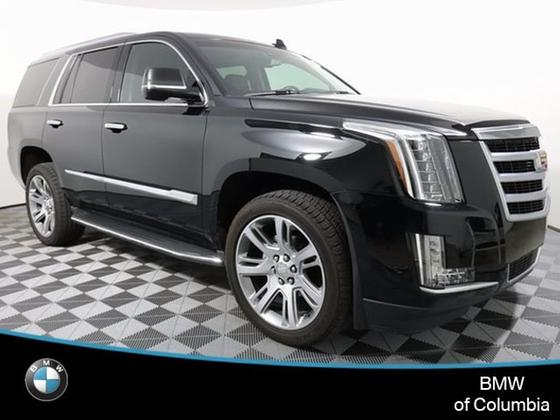 2016 Cadillac Escalade Premium:24 car images available