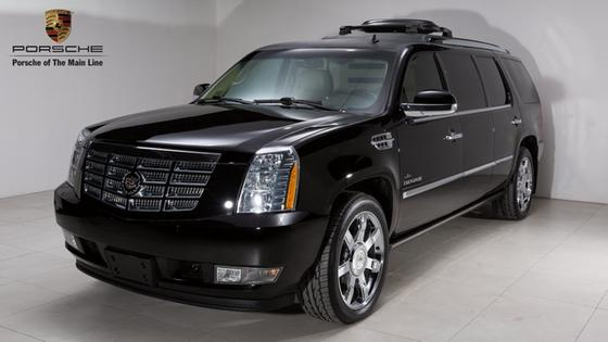 2011 Cadillac Escalade Premium:21 car images available
