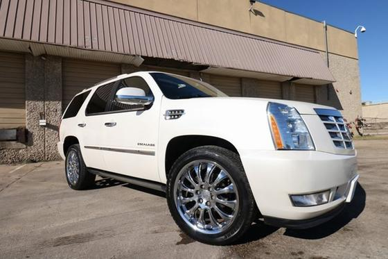 2011 Cadillac Escalade Premium:24 car images available