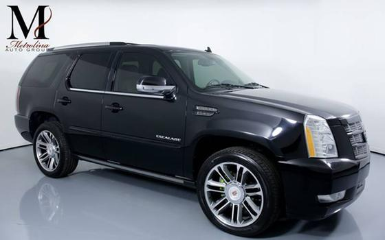 2012 Cadillac Escalade Premium:24 car images available