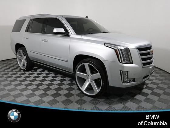 2015 Cadillac Escalade Premium:24 car images available