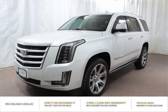 2017 Cadillac Escalade Premium:24 car images available
