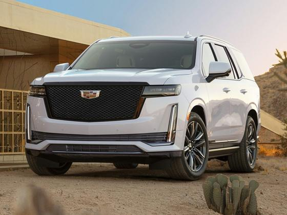 2021 Cadillac Escalade Premium : Car has generic photo