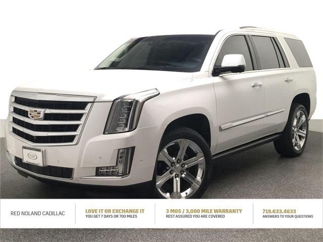 2018 Cadillac Escalade Premium:24 car images available