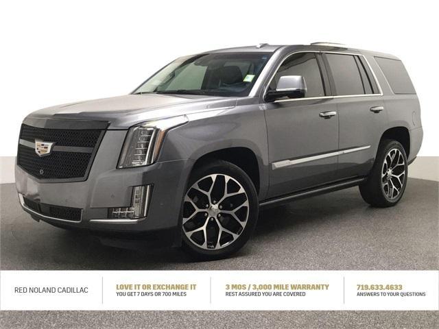 2019 Cadillac Escalade Premium:24 car images available