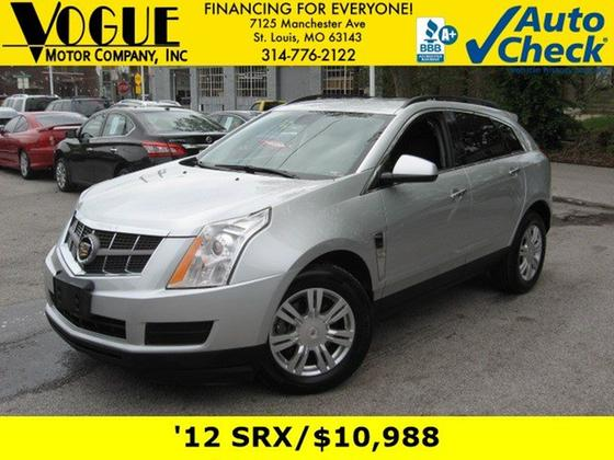 2012 Cadillac SRX :21 car images available