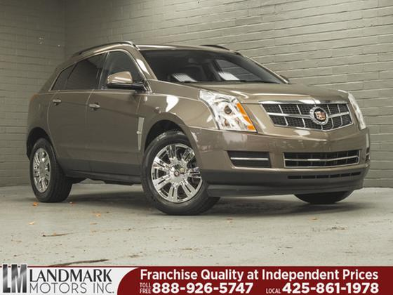 2011 Cadillac SRX :24 car images available