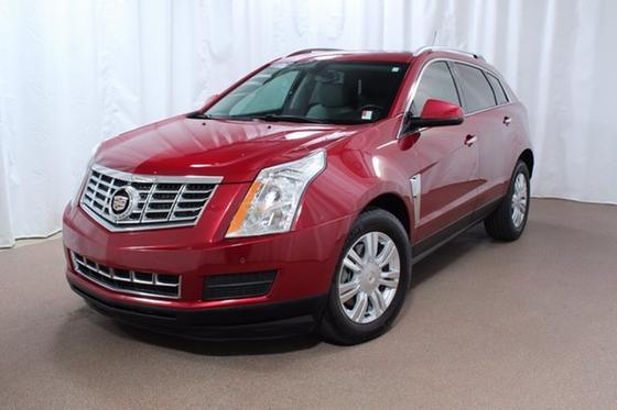 2015 Cadillac SRX Luxury:23 car images available