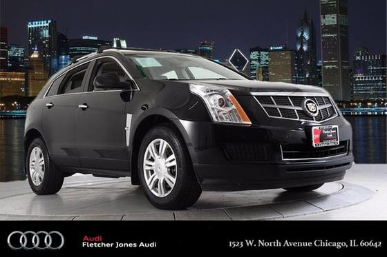 2012 Cadillac SRX Luxury:24 car images available