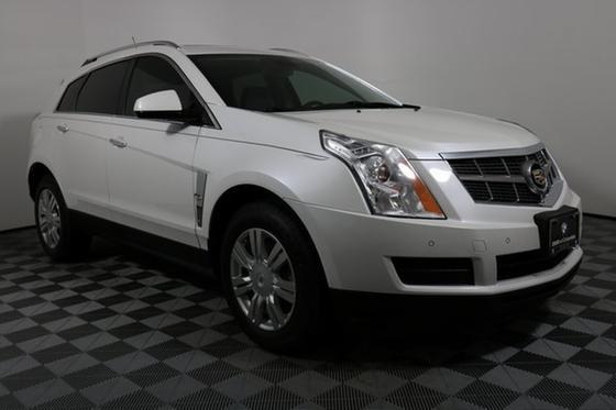 2010 Cadillac SRX Luxury:24 car images available