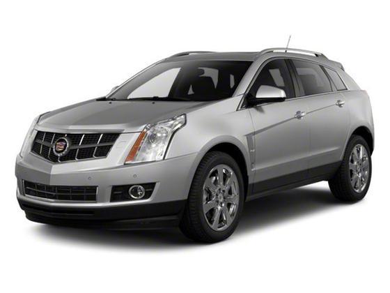 2010 Cadillac SRX Luxury : Car has generic photo