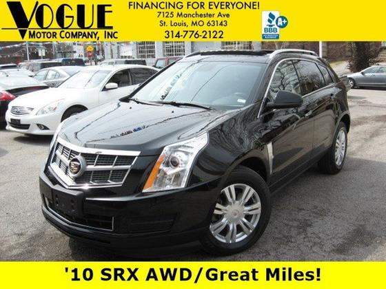 2010 Cadillac SRX Luxury:24 car images available