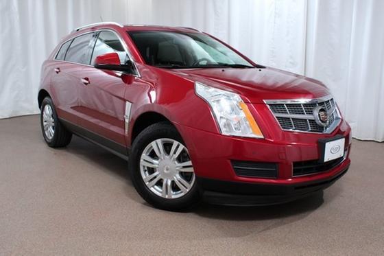 2011 Cadillac SRX Luxury:24 car images available