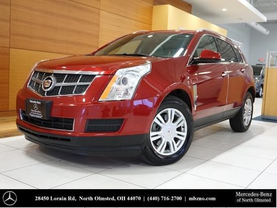 2012 Cadillac SRX Luxury:24 car images available