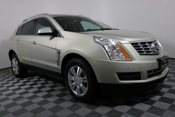 2013 Cadillac SRX Luxury:24 car images available