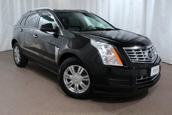 2015 Cadillac SRX Luxury:24 car images available