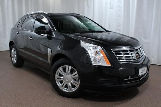 2013 Cadillac SRX Luxury:24 car images available