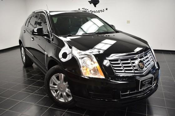 2016 Cadillac SRX Luxury:22 car images available