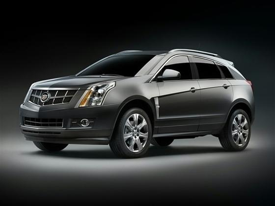 2012 Cadillac SRX Luxury : Car has generic photo