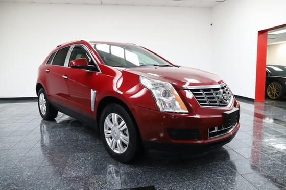 2014 Cadillac SRX Luxury:24 car images available