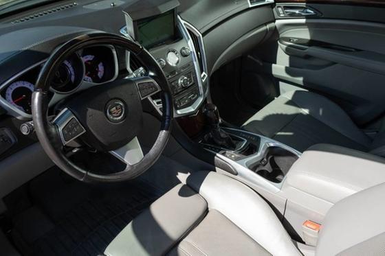 2012 Cadillac SRX Luxury