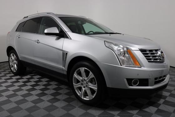 2014 Cadillac SRX Performance:24 car images available