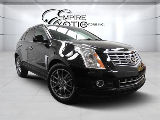 2015 Cadillac SRX Performance:24 car images available