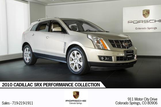 2010 Cadillac SRX Performance:24 car images available