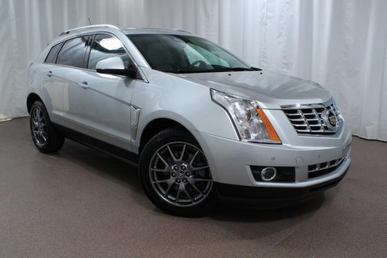 2016 Cadillac SRX Performance:24 car images available