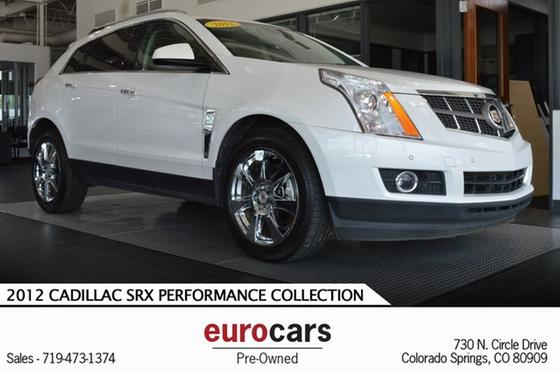 2012 Cadillac SRX Performance:24 car images available