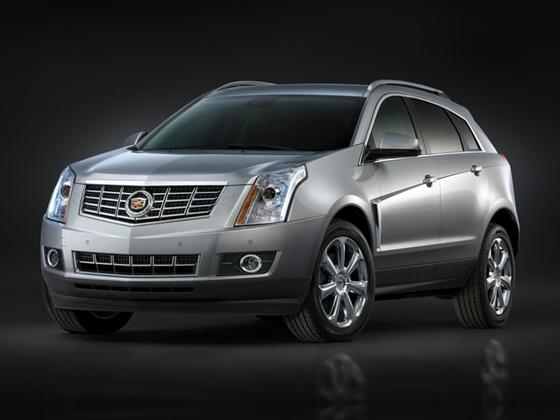 2016 Cadillac SRX Performance : Car has generic photo